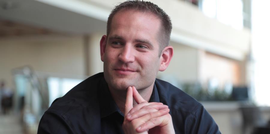 Derek Manky, experto en ciberseguridad, asegura que la vulnerabilidad y los problemas de seguridad en la industria de cuidado de salud, le quitan el sueño. (horizontal-x3)