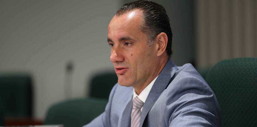 El  representante Antonio Soto durante una vista de la Comisión de Hacienda, la cual preside. (horizontal-x3)
