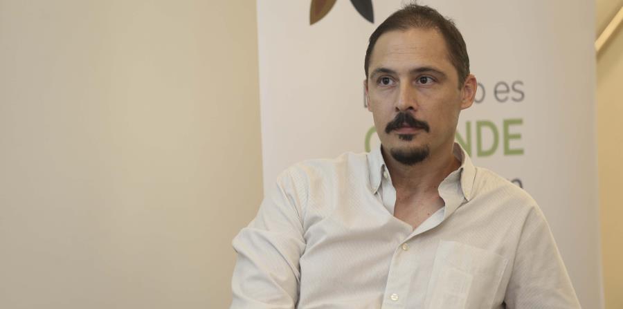 El profesor Manuel Lobato forma parte del grupo de trabajo del Global Entrepreneurship Monitor en la Isla. (horizontal-x3)