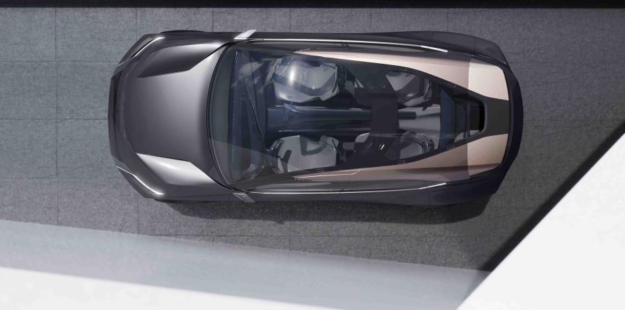 Este modelo tiene un techo panorámico de cristal. (Suministrada)