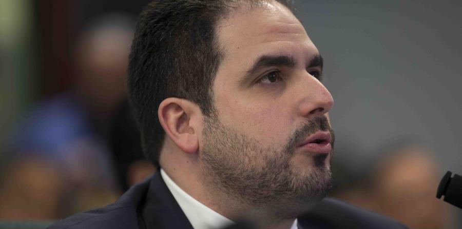 Christian Sobrino, representante del gobernador ante la Junta de Supervisión Fiscal. (GFR Media) (horizontal-x3)