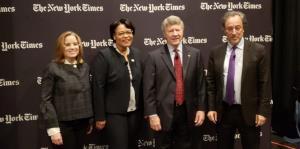 "Carmen Yulín participa del evento ""Cities for Tomorrow Conference"" del New Tork Times"