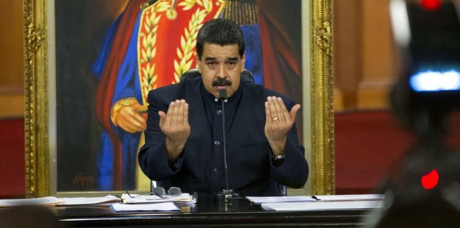 A Nicolás Maduro se le declarará