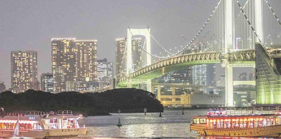 Como sede de los Juegos Olímpicos 2020, Tokio está en la agenda de muchos como puerto que visitar. (Shutterstock.com)