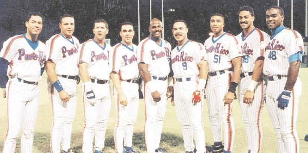 """El """"Dream Team"""" en la Serie del Caribe de 1995: una novena que marcó la historia del deporte boricua"""