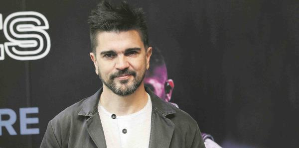 Juanes atesora sus momentos en la isla