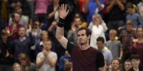 Andy Murray gana su primer título de la ATP desde que se sometió a cirugía