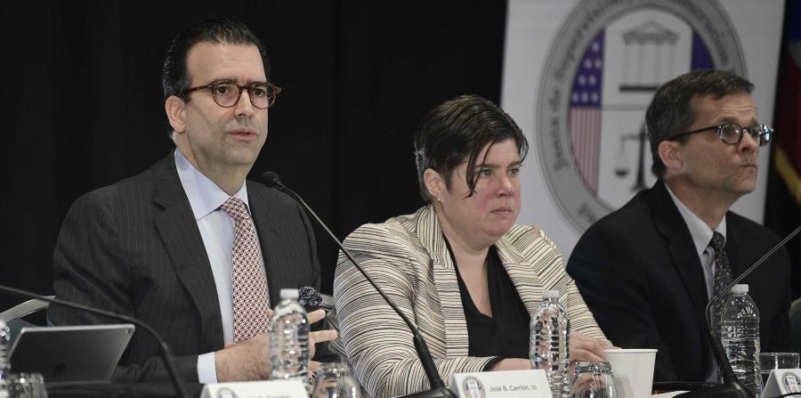 El Departamento de Justicia federal argumentó que dos decisiones recientes emitidas por la Corte Suprema de los Estados no tienen tangencia con el caso de Puerto Rico y la ley federal Promesa. (horizontal-x3)