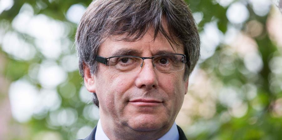 Puigdemont, expresidente de Cataluña, vive actualmente en Bélgica. (EFE) (horizontal-x3)