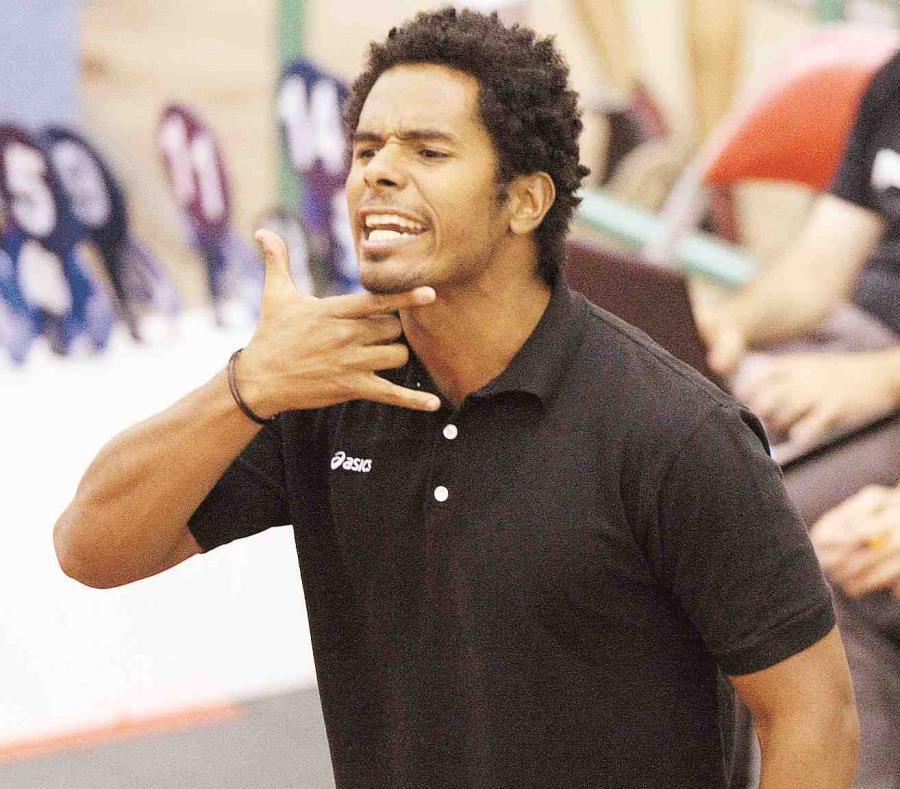 Ossie Antonetti ya tiene experiencia como dirigente en la LIga de Voleibol Superior Masculino. (semisquare-x3)