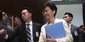 Gobierno de Hong Kong retirará propuesta que causó meses de protestas
