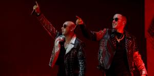 Vistazo a la electrizante primera función del concierto de Wisin y Yandel