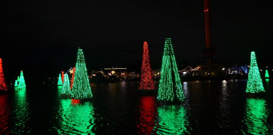 Continúan eventos de Navidad en SeaWorld y Busch Gardens | El Nuevo Día