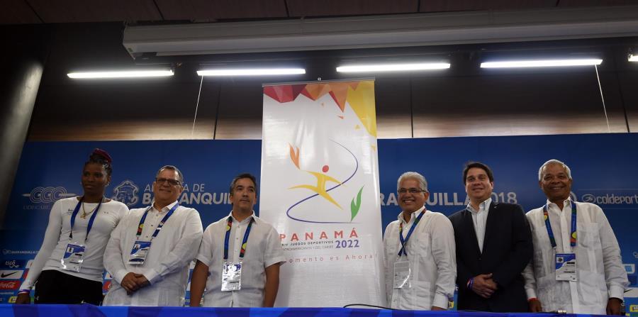 El Comité Organizador de Panamá  compartió ayer algunos de los planes para los Juegos 2022. (horizontal-x3)