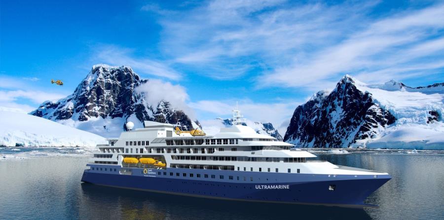 Los barcos de la empresa Quark Expedition llevan a sus pasajeros por el Ártico. (Suministrada)