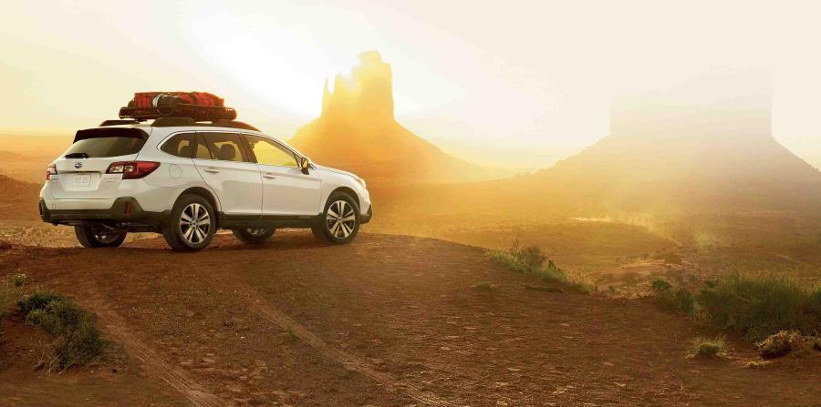 El Subaru Outback está diseñado para moverse por los terrenos más complicados. (Suministrada)