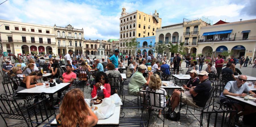 Cuba alcanzó hoy los dos millones de turistas internacionales