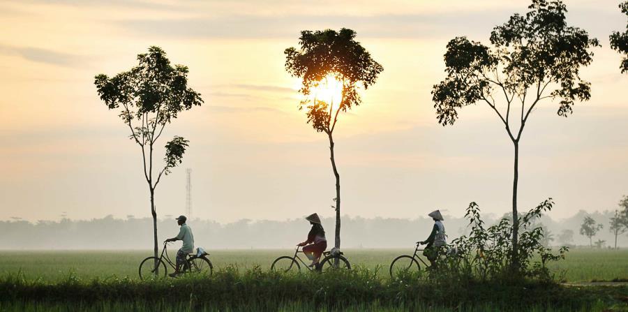 Kebumen, Indonesia. (Unsplash)