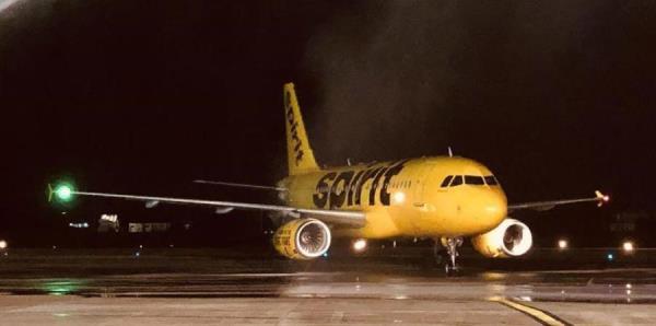 Spirit establece dos nuevas rutas entre San Juan, Tampa y Baltimore
