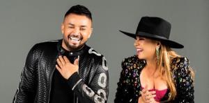 Olga Tañón y Manny Manuel lanzan tema juntos