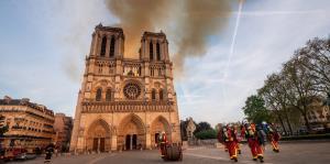 Qué se salvó y qué se dañó en el incendio de Notre Dame