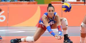 La voleibolista Daly Santana oficializa su firma con un club de Turquía
