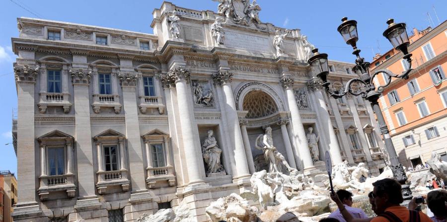 Estudian la posibilidad de restringir el acceso a la Fontana di Trevi (horizontal-x3)