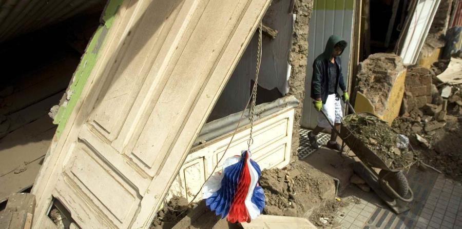 Chile es uno de los países con mayor actividad sísmica en el mundo y ha registrado fuertes terremotos, como el del 27 de febrero de 2010. (horizontal-x3)