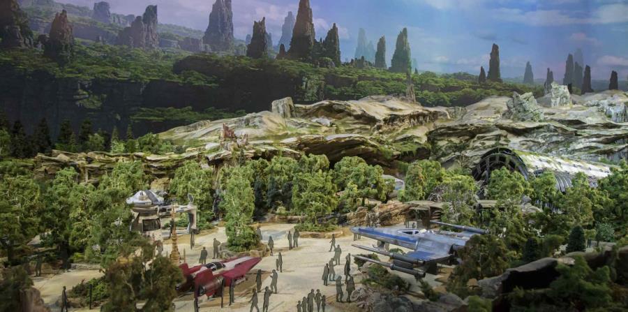 Este nuevo mundo de Star Wars tendrá dos atracciones principales.
