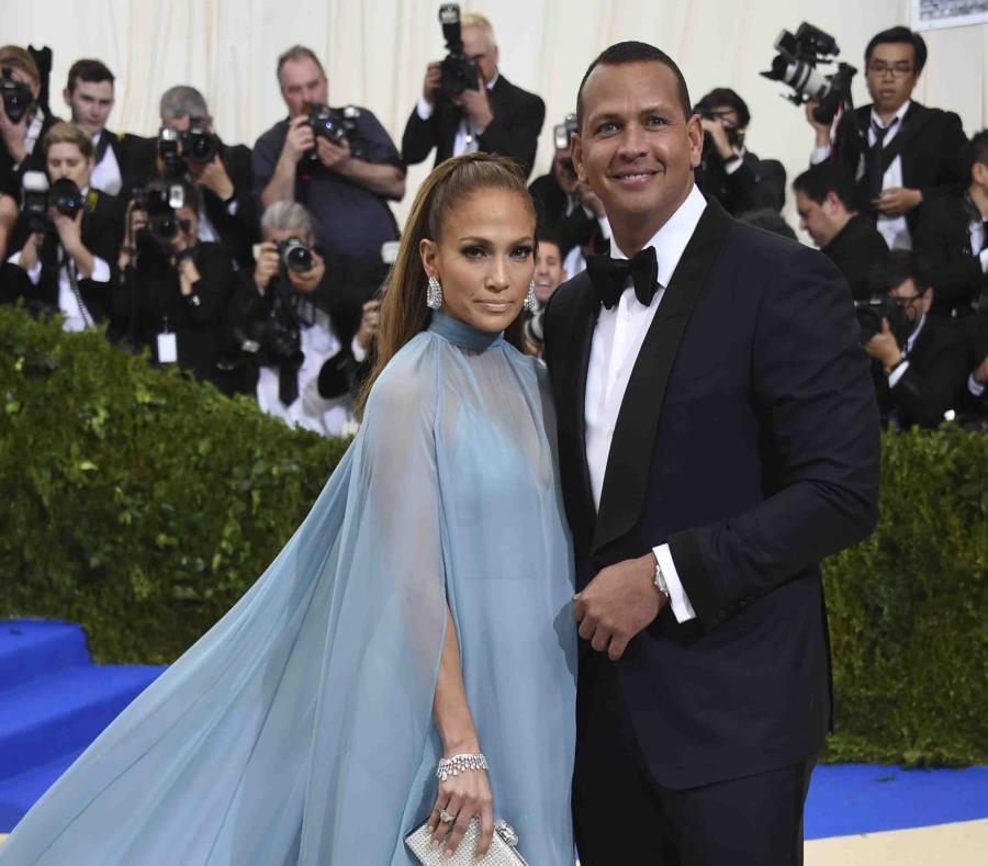 Jennifer López y Alex Rodríguez llevan dos años de relación. (AP) (semisquare-x3)