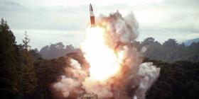 Satisfecho Kim Jong-un por los ensayos de armas de Corea del Norte