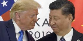 """Aranceles chinos provocan """"orden"""" de Trump a empresarios"""