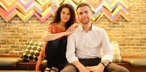 Un matrimonio de actores comprometido con Puerto Rico