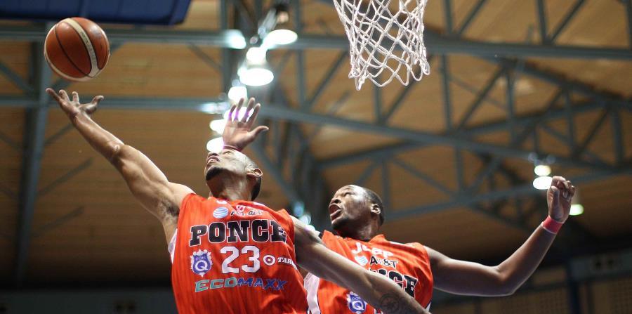 Los Leones de Ponce sufrieron su cuarta derrota consecutiva y cayeron a marca de 7-8. (horizontal-x3)