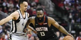 James Harden explota con 61 puntos en la victoria de los Rockets