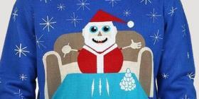 Walmart se disculpa por vender un suéter de Navidad que muestra a Santa Claus con cocaína