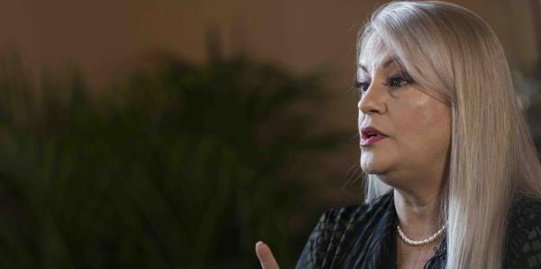 """Wanda Vázquez cuestiona repartición de fondos para """"mejoras"""" de la Cámara"""