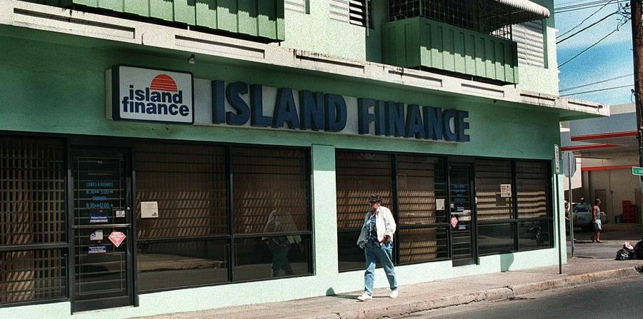 La venta de los activos de Island Finance supone el achicamiento de la estructura de negocios de Santander en la isla. (horizontal-x3)