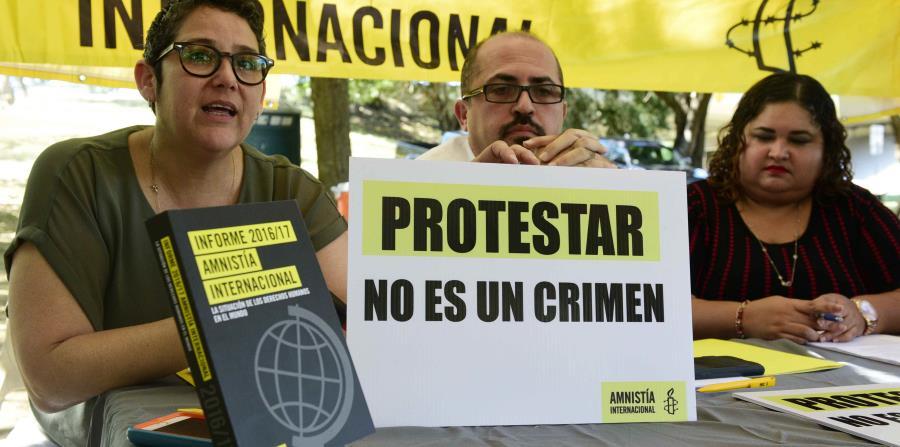 Amnistía Internacional exige frenar enmiendas al Código Penal (horizontal-x3)