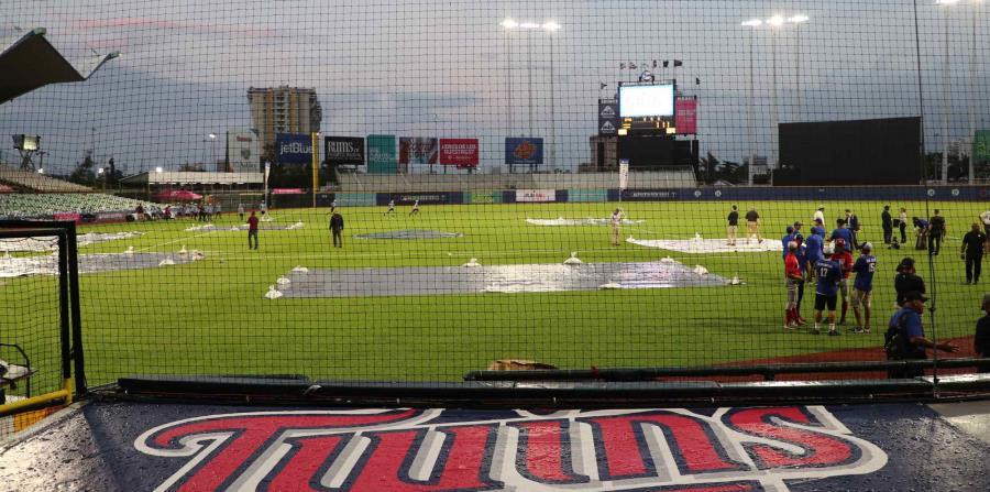Los juegos que se celebrarán en el estadio Hiram Bithorn en San Juan están completamente vendidos. (horizontal-x3)