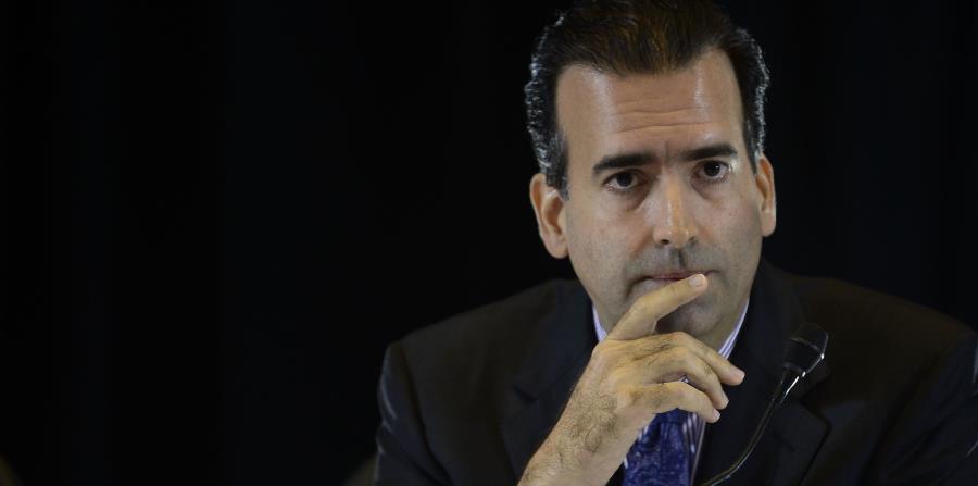 El presidente de la Junta, José B. Carrión, le envió la carta al gobernador Ricardo Rosselló y a los presidentes legislativos. (Archivo / GFR Media) (horizontal-x3)