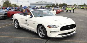 Ford construye el Mustang número 10 millones