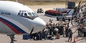 Dos aviones con militares rusos aterrizan en Venezuela