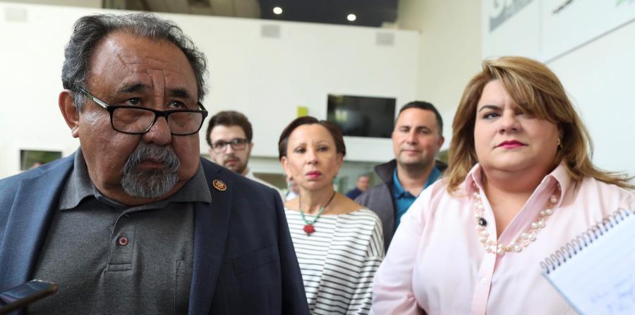 Los congresistas demócratas Raúl Grijalva y Nydia Velázquez han expresado reservas con el acuerdo de reestructuración de la deuda de la Autoridad de Energía Eléctrica. (horizontal-x3)