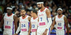 Puerto Rico desciende una posición en el ranking mundial de la FIBA