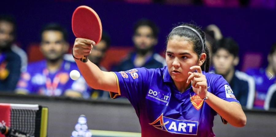 Adriana Díaz se alzó con el título en la liga profesional de India. (Suministrada) (horizontal-x3)