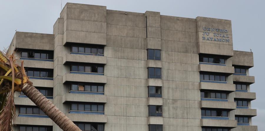 Los centros judiciales de Aguadilla, Bayamón y Guayama sufrieron daños severos en sus estructuras, por lo que sus funciones podrían trasladarse a otras zonas por un término más prolongado. (horizontal-x3)