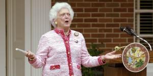 La ex primera dama Barbara Bush fallece a los 92 años