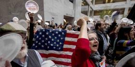 El Senado federal programó dos votaciones que buscan acabar con el cierre del gobierno