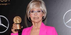 Rita Moreno recibe el premio Peabody